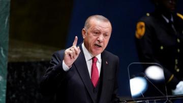 Эрдоган: Турция готова самостоятельно создать зону безопасности в Сирии