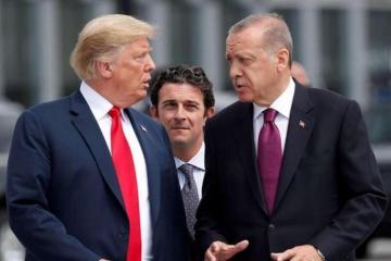 """Ərdoğan Trampa cavab verib: """"Terrorizmə qalib gəldiyimiz zaman daha çox həyatlar xilas ediləcək"""""""