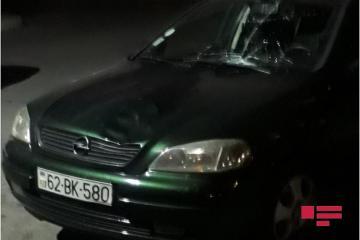 Bakıda minik avtomobili qadını vuraraq öldürüb - [color=red]FOTO[/color]