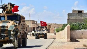 Турецкая армия будет отвечать за безопасность буферной зоны в Сирии
