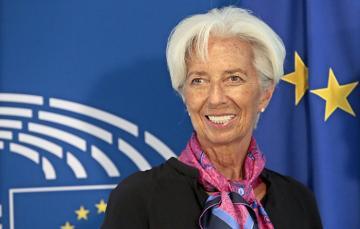 Саммит ЕС утвердил Кристин Лагард в должности председателя Европейского центробанка