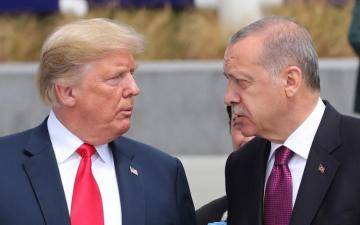 Trump and Erdogan discuss Turkey's pausing Syria op
