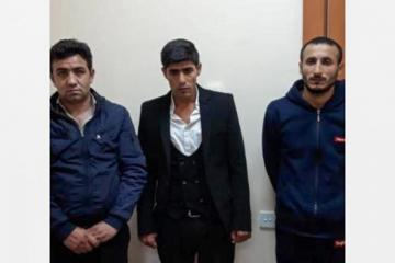 Azerbaijani SBS: Wanted persons and drug dealers detained