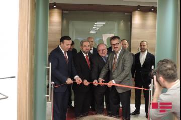 SOCAR-ın Ankarada yeni ofisinin açılışı oldu - [color=red]FOTO[/color]