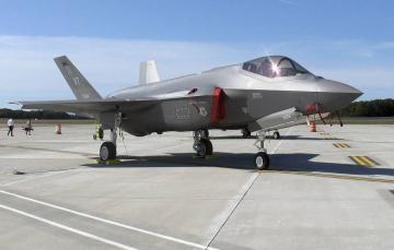 Пентагон назвал сроки окончания производства вТурции деталей кF-35