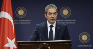 "Turkish FM Spox: ""Allegations on Turkey's use of chemical weapons baseless"""