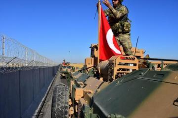 Турция согласовала с США размеры границ зоны безопасности в Сирии
