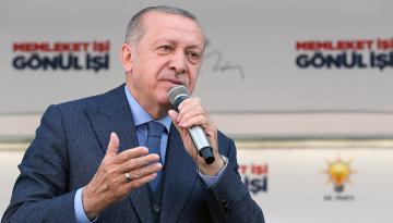 Эрдоган: Мы договорились не с террористической организацией, а с США