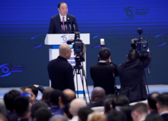 China's propaganda chief says Cold War mentality hindering mutual trust in cyberspace