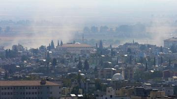 Минобороны Турции: Террористы YPG отходят из города Рас эль-Айн