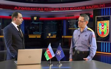 "NATO Rear Admiral: ""I believe Azerbaijan will contribute to NATO mission in Iraq as well"""