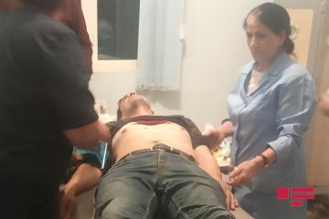 Житель Барды получил ножевое ранение в Агдамском районе