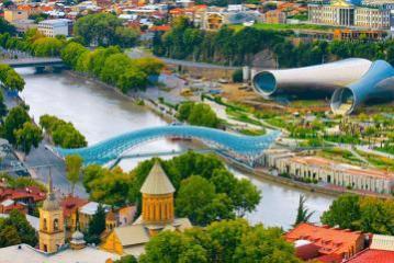Azerbaijan became Georgia's second-largest export partner