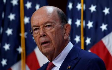 "US Commerce Secretary: ""We're in a better place on trade deal with China as talks have resumed"""