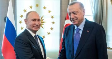 "Erdogan: ""Turkey, Russia on same page regarding anti-terror fight"""