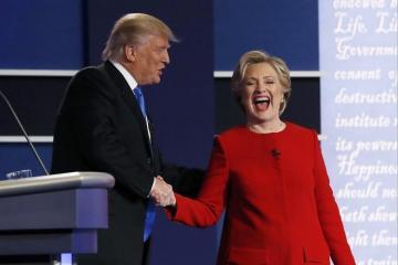 Трамп назвал Хиллари Клинтон и некоторых демократов