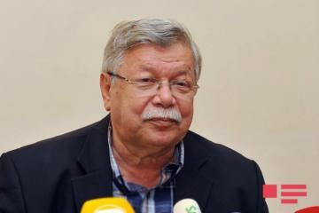 Азер Паша Немат избран председателем Союза Театральных деятелей