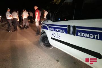 В Сабирабаде перевернулся автомобиль, госпитализирован водитель