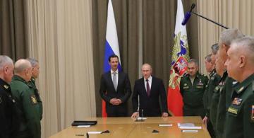 Putin informs Assad about details of Russia-Turkey Memorandum on Syria