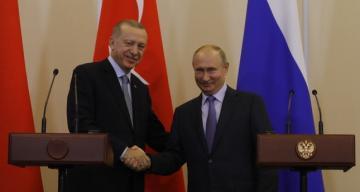 Turkey, Russia agree on northern Syria terror-free zone