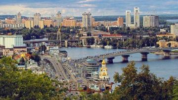 Kiyevin mərkəzində partlayış nəticəsində iki nəfər ölüb