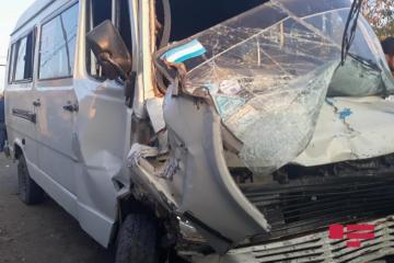 Увеличилось число погибших в результате ДТП с микроавтобусом в Товузе - [color=red]ОБНОВЛЕНО[/color] - [color=red]ФОТО[/color]