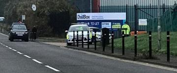 UK Police find 39 dead bodies in truck container in Essex, England