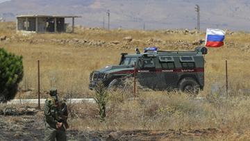 Российские и сирийские войска войдут в зону за пределами турецкой операции