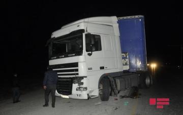 В Гаджигабуле грузовой автомобиль сбил насмерть - [color=red]ФОТО[/color]