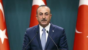 Turkish FM Mevlut Cavusoglu talks about Turkey's Operation Peace Spring in Syria