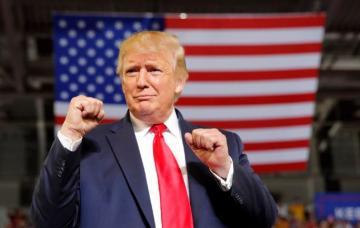 "Trump: ""Big success on the Turkey-Syria Border"""