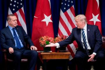 Trump lifts Turkey sanctions placed over Syria op