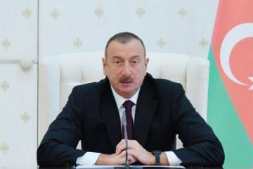 Президент Азербайджана: «Альтернативы реформам нет»
