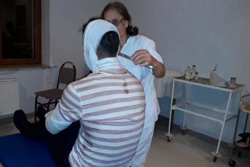 Житель Агстафы тяжело травмировал голову по неосторожности