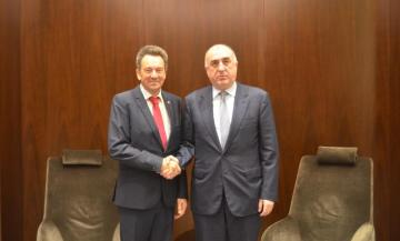 "Azerbaijani FM and ICRC President discussed release of hostages based on ""all for all"" principle"