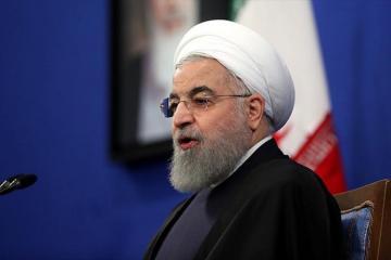 """Həsən Ruhani: """"İran-Azərbaycan münasibətləri strateji tərəfdaşlıq səviyyəsinə yüksəlib"""""""