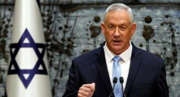 Netanyahu's rival Gantz approaches nationalists in bid to form governing coalition