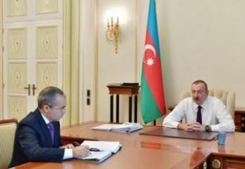Президент:  «Минналогов собрало сверх плана более 350 млн манатов, и это, конечно же, проявление прозрачности»