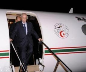 Президент Алжира прибыл в Азербайджан