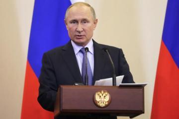 "Vladimir Putin: ""I support the Non-Aligned Movement's activity"""