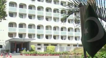 Pakistan's Foreign Ministry summons Indian envoy