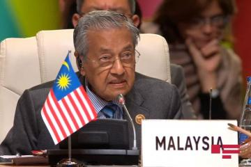 """Malaysian PM: """"If we don't eliminate occupation problem, terrorism will continue"""""""