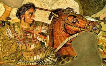 Ученые установили причину смерти Александра Македонского