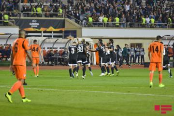 Два футболиста «Карабаха» включены в символическую сборную тура в Лиге Европы