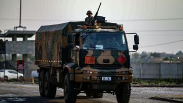 Турция сохранит право бороться с оставшимися террористами на севере Сирии