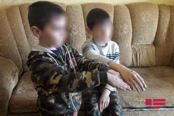 Жительница Дашкесана нанесла увечья малолетним детям - [color=red]ВИДЕО[/color] - [color=red]ПОДРОБНОСТИ[/color]