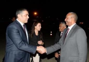 Chairman of Sovereign Council of Sudan completes visit to Azerbaijan