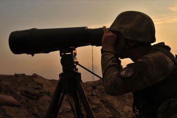 YPG/PYD terror təşkilatı Soçi razılaşmasına əsasən Türkiyə sərhədindən çəkilməyi qəbul edib
