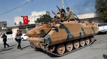 Германия заявила о краткосрочном характере операции Турции в Сирии