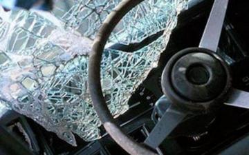 В Сальяне перевернулся ВАЗ, погиб водитель